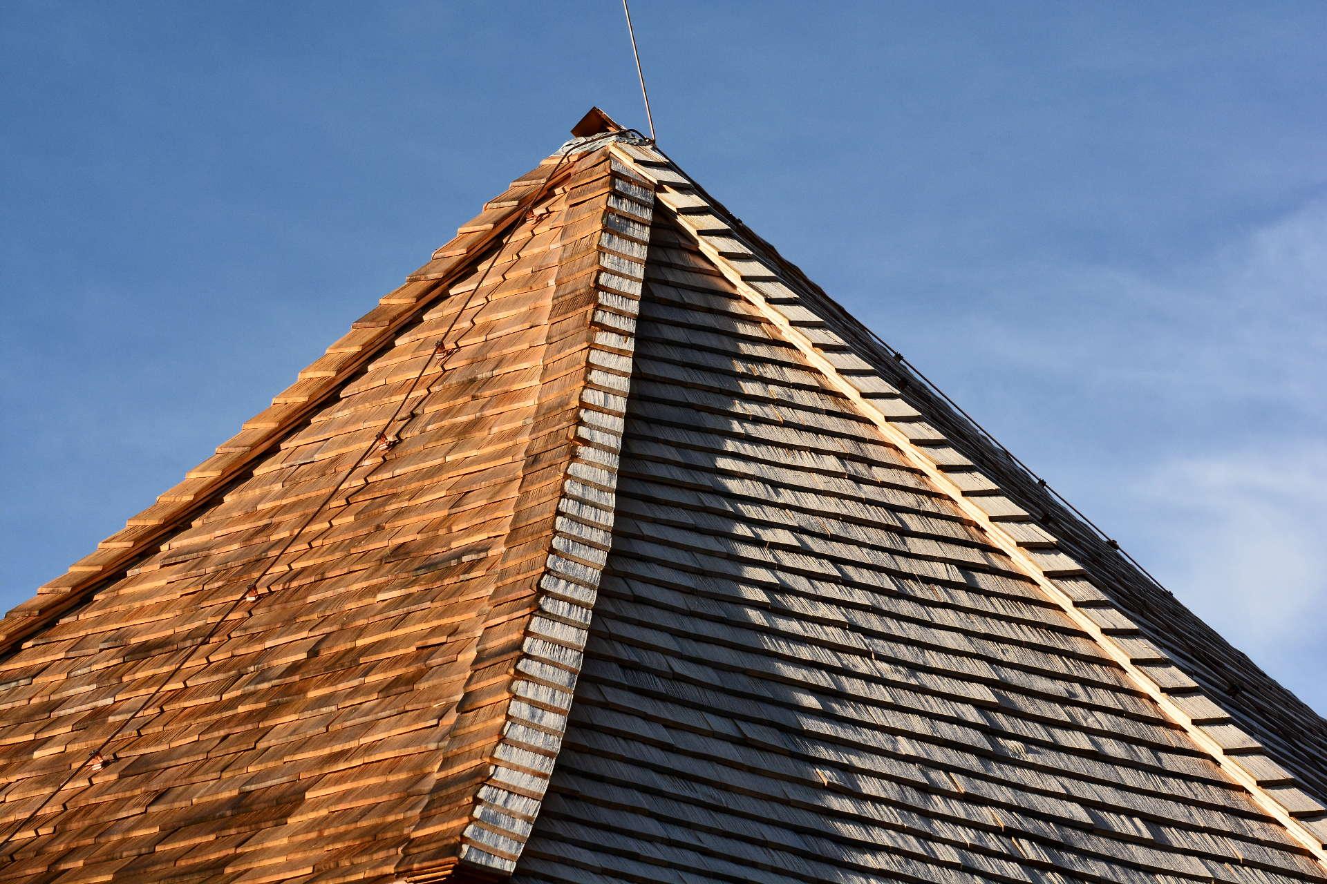 Reines Holzschindeldach für Wendelin – 21 von 40